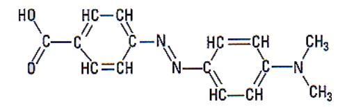 Rouge De Methyle Et Double Liaison Conjuguee