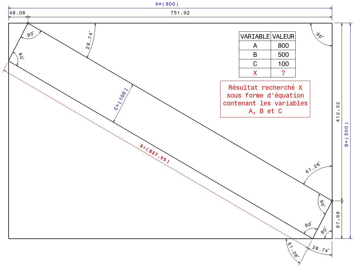 Besoin D Aide Pour Resoudre Un Exercice De Geometrie